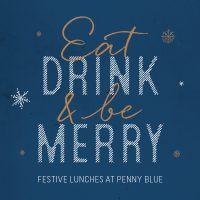 Christmas Lunch Penny Blue Carlisle