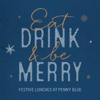 Christmas Lunch Penny Blue Carlisle