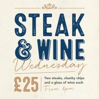 Steak night Carlisle