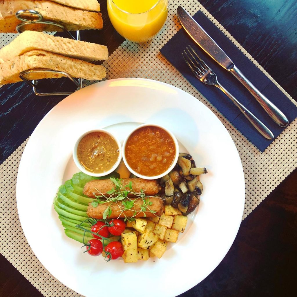 The Best Vegan Dishes In Carlisle The Halston Hotel